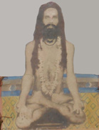 A rare pic from days of Baba's Sadhana